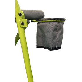 Coleman Bungee Chaise, lime